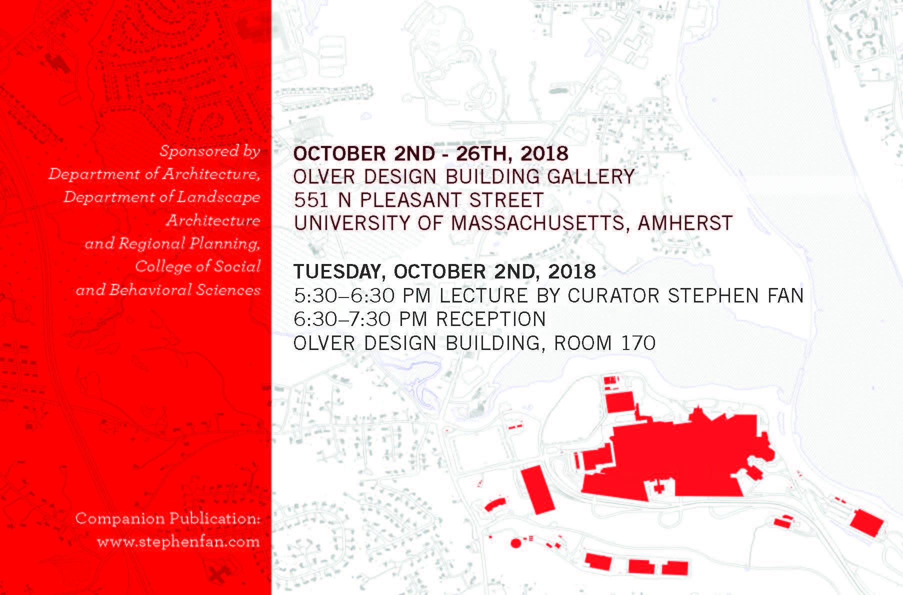 stephen fan exhibition Oct 2, 2018