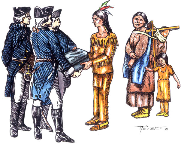 europeans vs native americans during colonial The native americans resented and resisted the colonists' attempts to change  them their refusal to conform to european culture angered the.