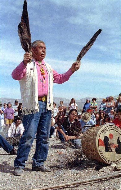 Western Shoshone Land And Sovereignty