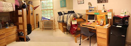 Dorm Rooms At Umass Amherst