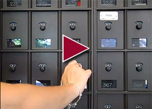YouTube mailbox video