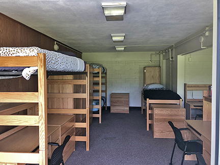 Expanded Housing Living At Umass Amherst