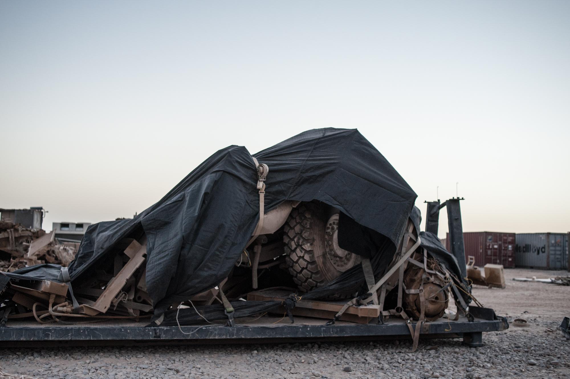 Ben Brody: Endgame Afghanistan