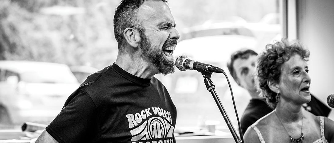 Rock Voices singers