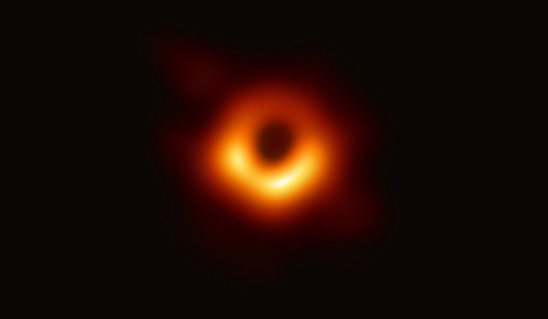 black hole imaged for the first time ever