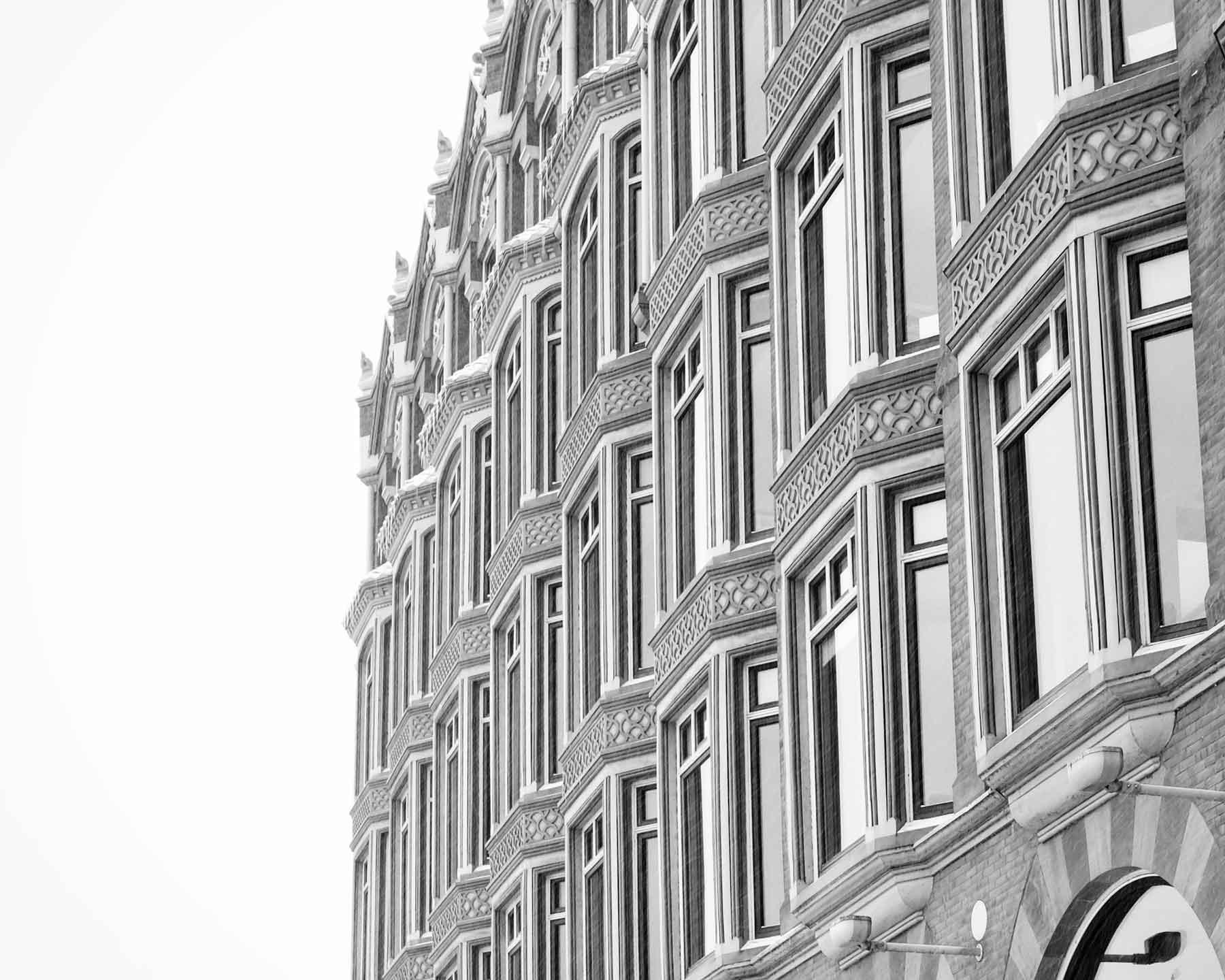 classic architecture building