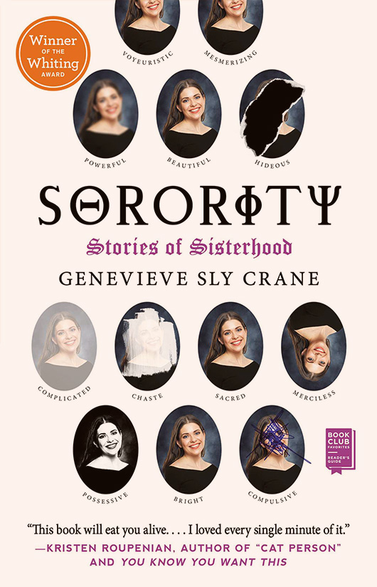 Book cover of Sorority by Genevieve Sly Crane