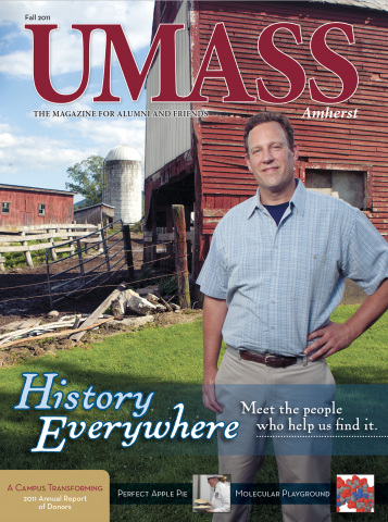 UMass Amherst Fall 2011 Magazine