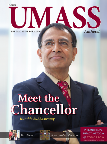 UMass Amherst Fall 2012 Magazine