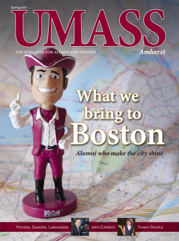 UMass Amherst Spring 2011 Magazine