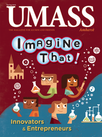 UMass Amherst Spring 2012 Magazine