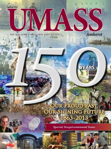 UMass Amherst Spring 2013 Magazine