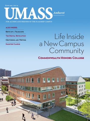 UMass Amherst Spring 2014 Magazine