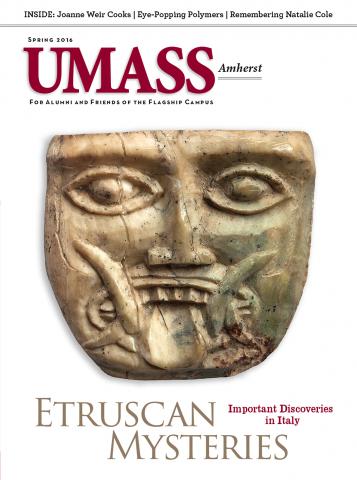 UMass Amherst Spring 2016 Magazine