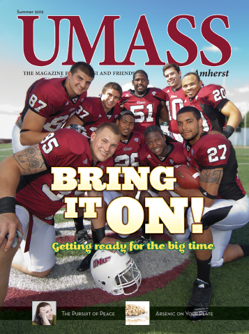 UMass Amherst Summer 2012 Magazine