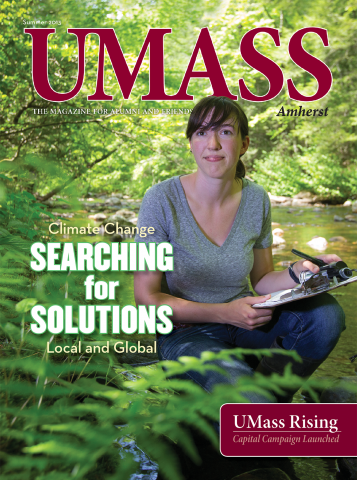 UMass Amherst Summer 2013 Magazine