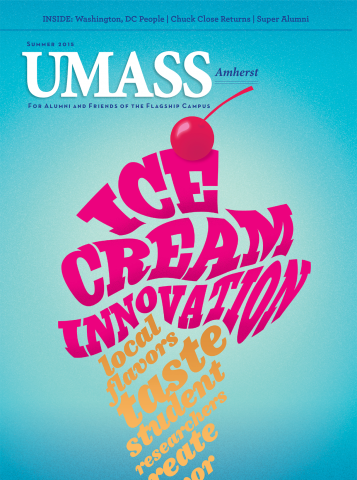 UMass Amherst Summer 2015 Magazine