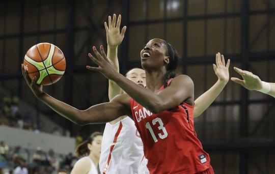 Olympian Tamara Tatham