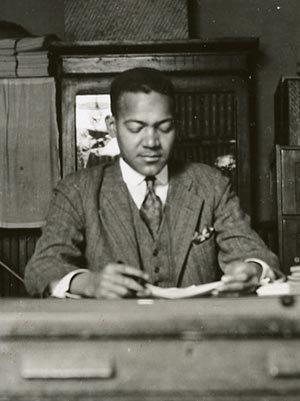 Horace Mann Bond, circa 1930