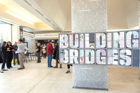 Building Bridges at UMass Amherst