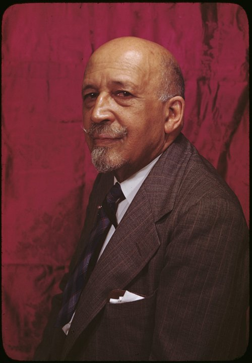 Du Bois as photographed  by Carl Van Vechten, 1946.