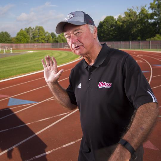 Coach Ken O'Brien