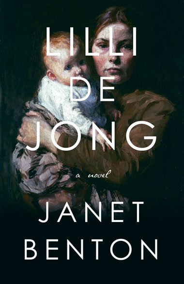 The cover of the novel Lilli De Jong, by Janet Benton