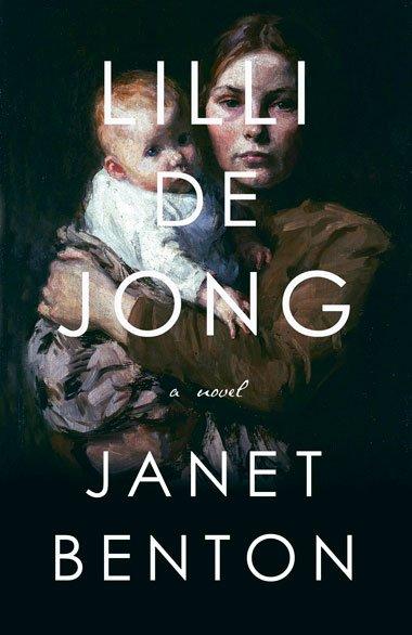 book cover of Lili de Jong