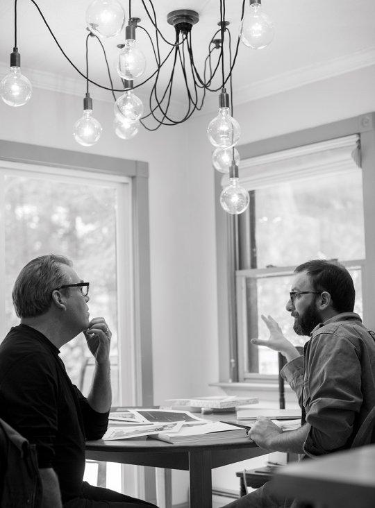 Charles Sennott and Ben Brody