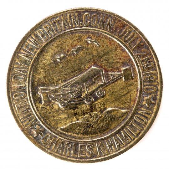 Aviation Day Pin
