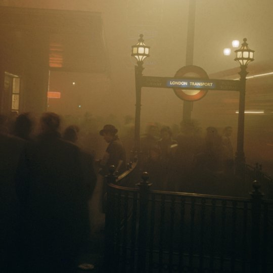 London's Great Smog.