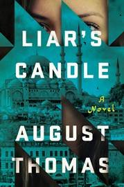 Liar's Candle book cover