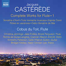 Cover of Casterede CD #1