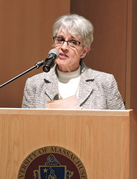 Roberta M. Marvin, Chair of Music & Dance Dept