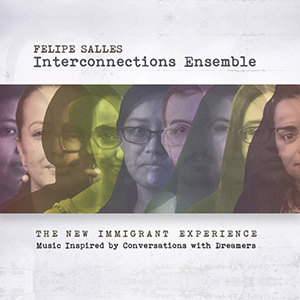 The New Immigrant Experience CD cover