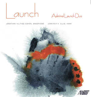 Launch CD cover