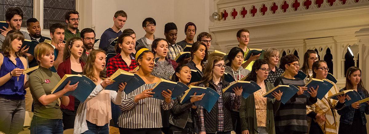UMass Bach Festival Choir