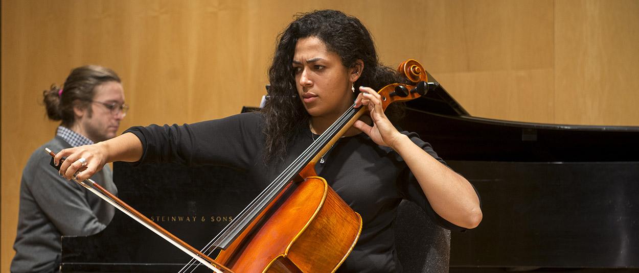 Student Cello Recital