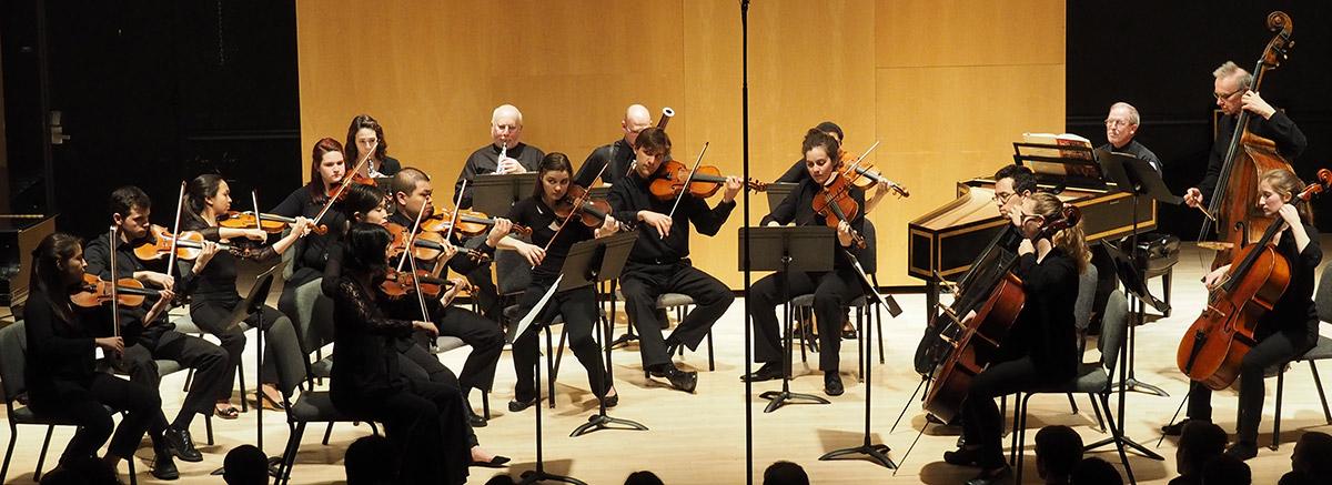Opus One Bach
