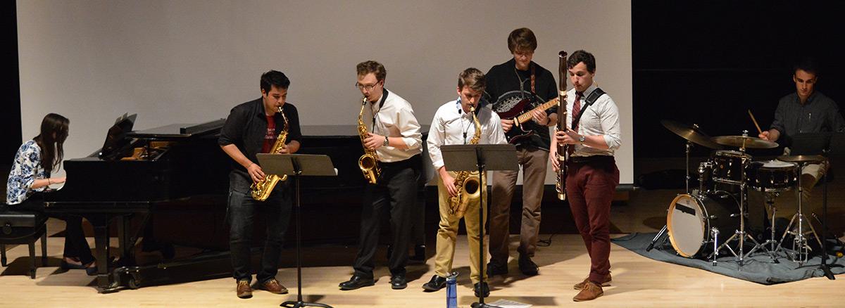 Saxophone Chamber group