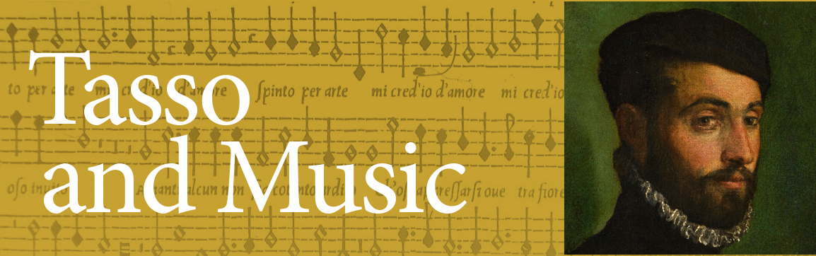 Tasso and Music banner