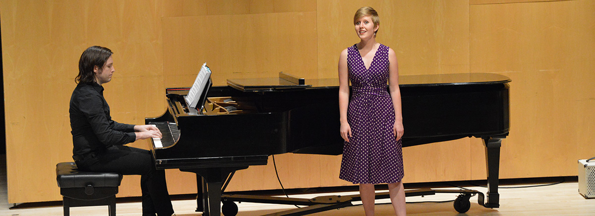 Jessica Huetteman with Lemmy Gurtowski, piano