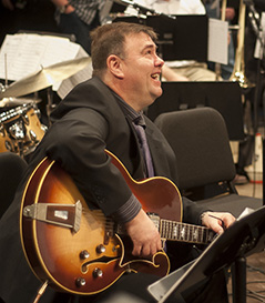 Robert Ferrier, jazz guitar