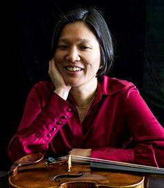 Elizabeth Chang, violin