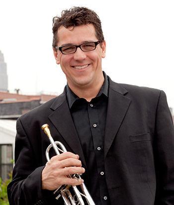 Eric Berlin, trumpet