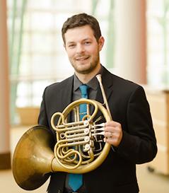 Joshua Michal, horn
