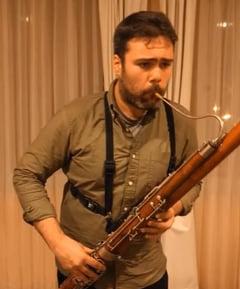 Remy Taghavi, bassoon