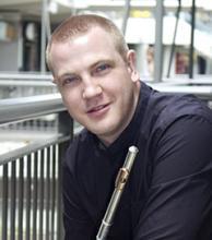 Cobus du Toit, flute