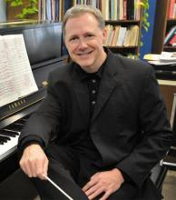 Tony Thornton, Director of Choral Activities