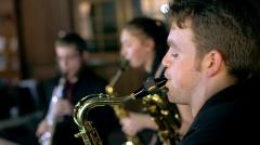 Saxophones for the Holidays from UMass Amherst